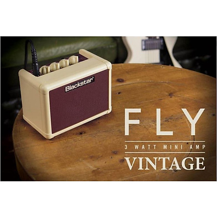 (Chính hãng Blackstar) Electric Amplifier BLACKSTAR FLY 3 series 3Watts Vintage BA102032