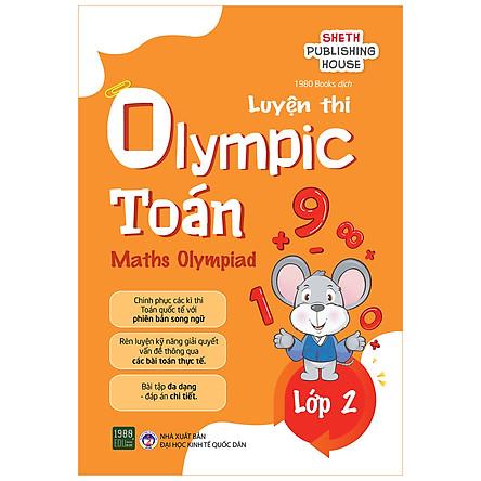 Luyện Thi Olympic Toán Lớp 2 – Maths Olympiad