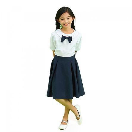 Váy quần đồng phục học sinh nữ cho bé từ 16kg đến 45kg  JADINY DPG003