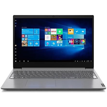 Laptop Lenovo V15-IIL 82C500MNVN (Core i3-1005G1/ 4GB DDR4 2666Mhz/ 256GB M.2 2242 PCIe NVMe/ 15.6 FHD/ Dos) - Hàng Chính Hãng