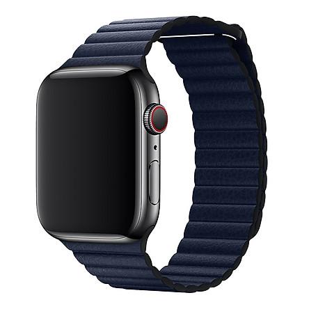 Dây Da Leather Loop cho Apple Watch 38mm / 40mm / 42mm / 44mm