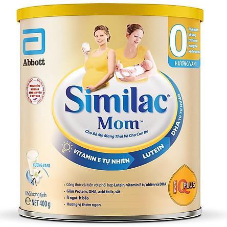 Sữa Bột Similac Mom Hương Vani (400g)