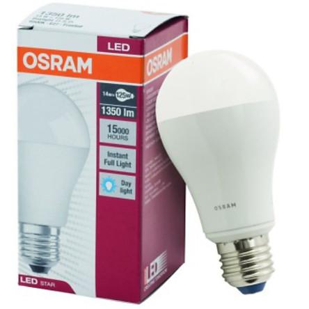 Bóng đèn Osram LEDSTAR CLASSIC A125 14W 6500K 1350lm E27 - Ánh sáng Trắng