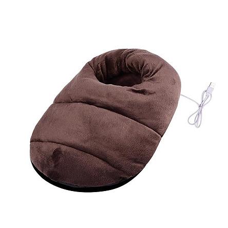 Túi sưởi ấm chân đa năng sử dụng chân cáp USB, giữ ấm chân trong mùa đông
