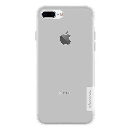 Ốp Lưng Dẻo iPhone 7 Plus Nillkin - Trong Suốt - Hàng chính hãng