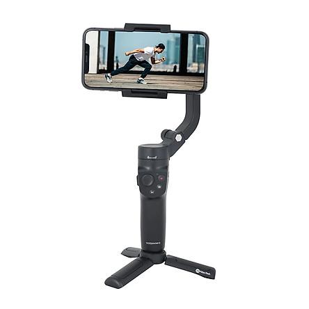 Feiyu Tech VLOG Pocket 2 - Gimbal Bluetooth Siêu Nhỏ Gọn Cho Điện Thoại Smartphone, Pin 8h - Hàng Chính Hãng