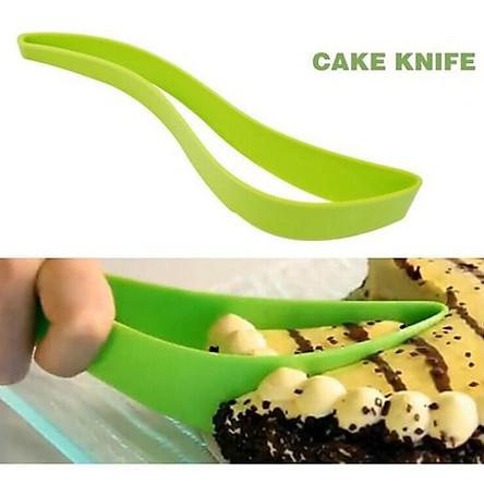 Dụng cụ cắt bánh kem cake knife