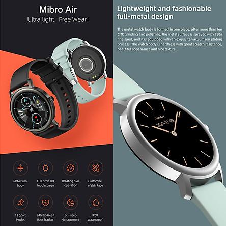Đồng hồ thông minh Mibro Air