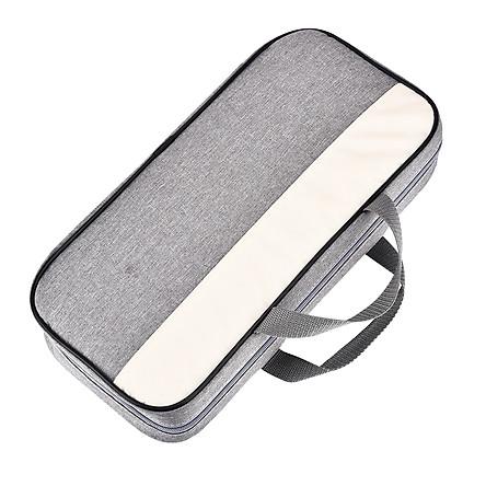 Portable Gimbal Carrying Bag Protective Storage Handbag Case For Zhiyun Smooth 4 For Dji Osmo Mobile 2 For Freevision - Grey