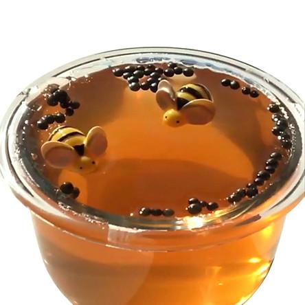 Đồ Chơi Slime Giảm Căng Thẳng Lọ Mật Ong
