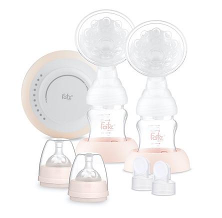 Máy hút sữa điện đôi - Resonance 2 - FB1107VN Tặng kèm 60 túi trữ sữa unimom