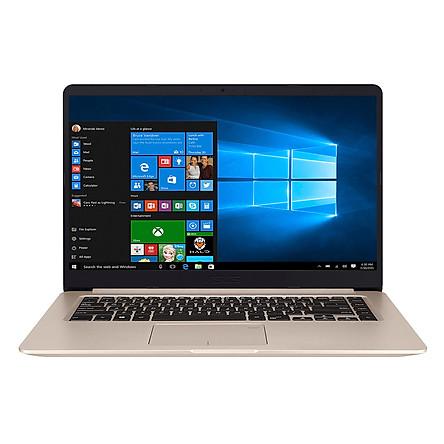 Laptop Asus VivoBook S15 S510UQ-BQ483T Core i7-8550U / Win 10 15.6 inch - Hàng Chính Hãng