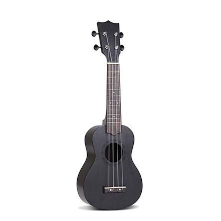 21 inch Kids Wooden UKulele 4 String Portable Guitar Instrument for Children Pick Stringed Instruments Mini Guitars