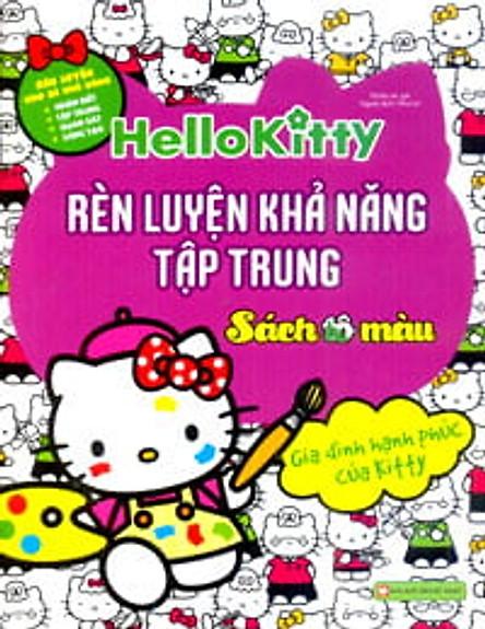 Rèn Luyện Khả Năng Tập Trung - Hello Kitty