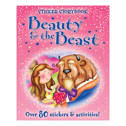 Sticker Storybook : Beauty and the Beast