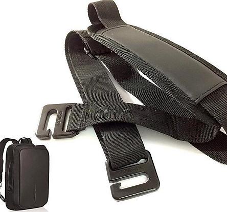 Balo Bobby Bizz by XD Design cao cấp, chống trộm, sang trọng, 2 cách đeo, Hỗ trợ cổng sạc USB