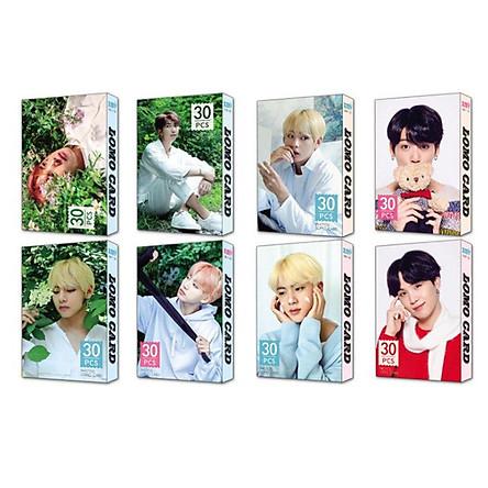 Bộ 30 ảnh thành viên nhóm nhạc BTS