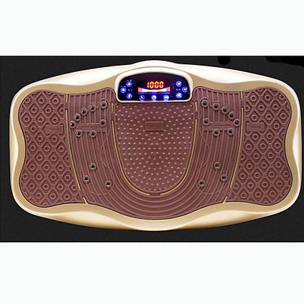 Máy Rung Lắc Massage Toàn Thân Relax - HDSD Bản Tiếng Anh + Tặng Kèm Dây Tập, Pin Dự Phòng 5000 mAh.