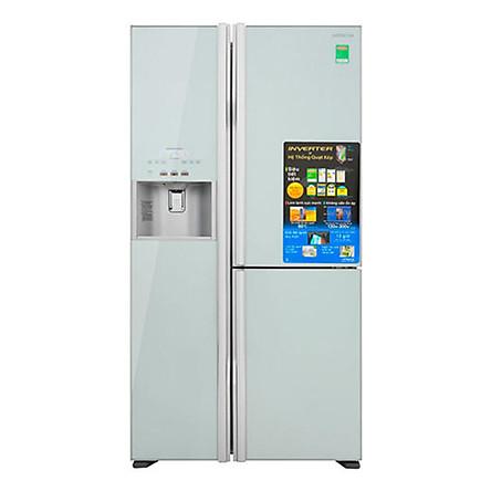 Tủ Lạnh Hitachi Inverter 584 Lít R-FM800GPGV2 (GS) - HÀNG CHÍNH HÃNG