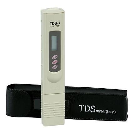 Bút thử nước Hold -3 (Bao da), dụng cụ đo TDS, máy đo độ cứng của nước