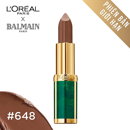 Son L'Oréal Paris Color Riche Balmain (3.9g)
