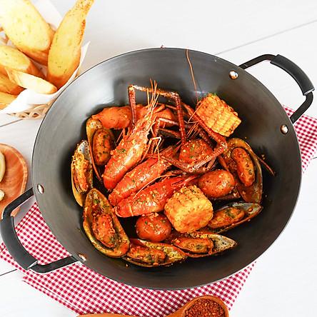 Lobster Bay - Voucher 1 phần COMBO TÔM CÀNG XANH