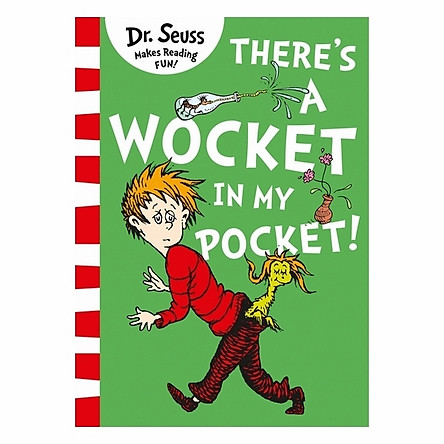 There'S A Wocket In My Pkt: Dr Seuss Blue Back