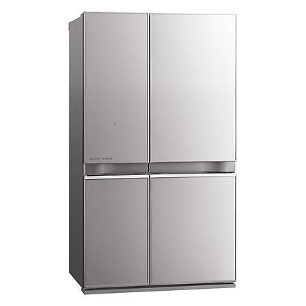 Tủ Lạnh Inverter Mitsubishi Electric MR-L72EN-GSL (580L) - Hàng chính hãng