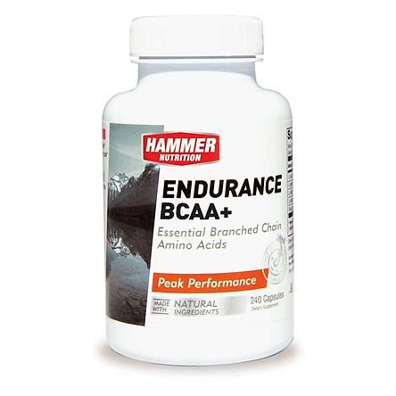 Viên Uống Tăng Sức Mạnh Và Sức Bền Hammer Nutrition Endurance BCAA+