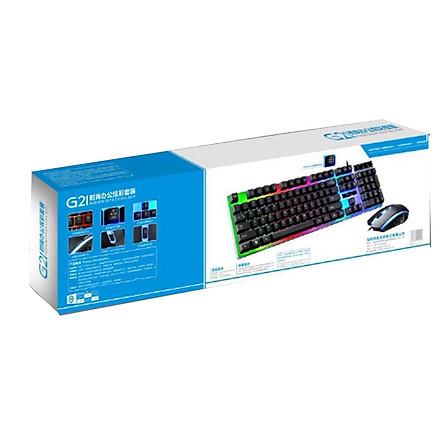 Bộ chuột bàn phím máy tính dùng để chơi  game G21 cực hot