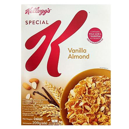 Ngũ Cốc Dinh Dưỡng Kellogg's Special K Vanilla and Almonds 209g