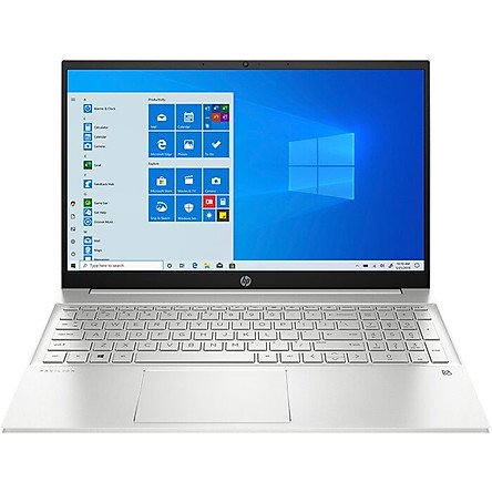 Laptop HP Pavilion 15-eg0007TU 2D9K4PA (Core i3-1115G4/ 4GB DDR4 3200MHz/ 256GB PCIe NVMe/ 15.6 FHD IPS/ Win10 + Office Home and Student 2019) - Hàng Chính Hãng