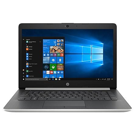 """Laptop HP 14-ck0092TU 4TA06PA Pentium Silver N5000/Win10 (14"""" HD) - Hàng Chính Hãng"""