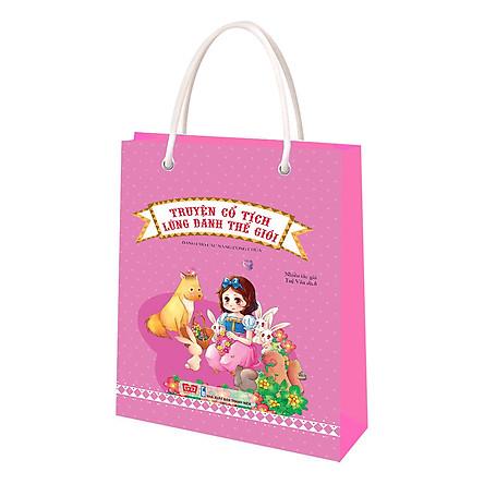 Bộ túi: Truyện cổ tích lừng danh về các nàng công chúa (tái bản)