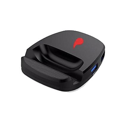 Bộ chuyển đổi game REZAR P30 dùng chuột và bàn phím cho điện thoại chơi game PUBG, Call of Duty kết nối 4 chế độ có dây và không dây