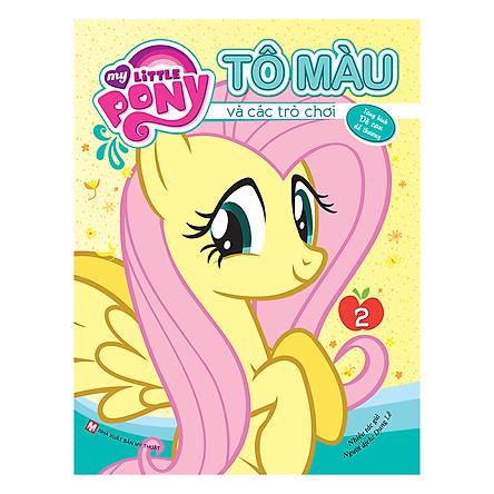 Pony Tô Màu Và Các Trò Chơi - Tập 2