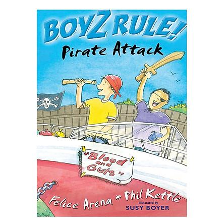 Boyz Rule: Pirate Attack