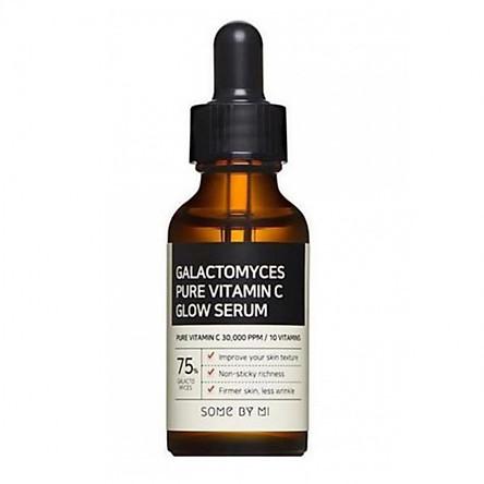 Tinh Chất Dưỡng Trắng, Chống Lão Hóa Some By Mi Galactomyces Pure Vitamin C Glow Serum 30ml
