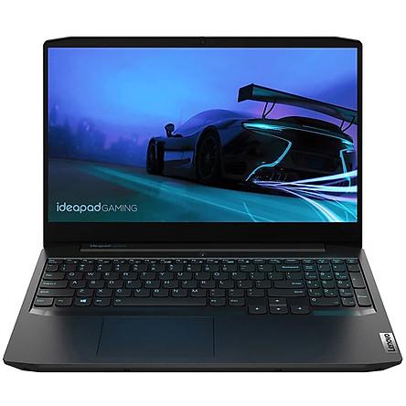 Laptop Lenovo Ideapad Gaming 3 15IMH05 81Y40067VN (Core i7-10750H/ 8GB DDR4 2933MHz/ 512GB SSD M.2 NVMe/ GTX 1650 4GB GDDR6/ 15.6 FHD IPS/ Win10) - Hàng Chính Hãng