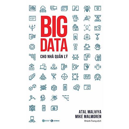 Cuốn sách gối đầu giường cho mọi CEO: BIG DATA Cho Nhà Quản Lý