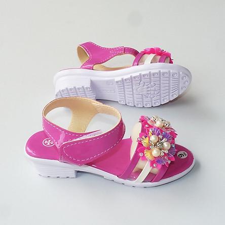 Giày Sandals Cao Gót dành cho bé gái