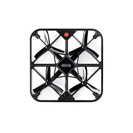 Máy bay Drone mini selfie Rova 12mp(kèm 2 pin, sạc, thẻ nhớ 16g) - Hàng chính hãng