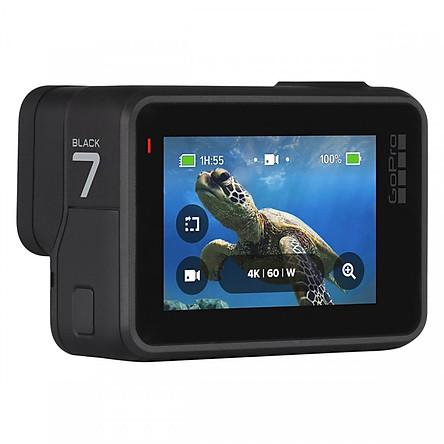 Camera Hành Trình Gopro Hero 7 - Black - Hàng Nhập Khẩu