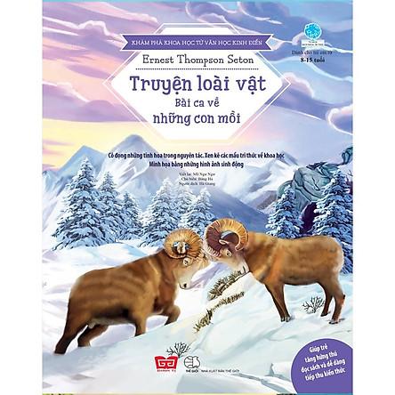 Khám Phá Khoa Học Từ Văn Học Kinh Điển - Truyện Loài Vật - Bài Ca Về Những Con Mồi