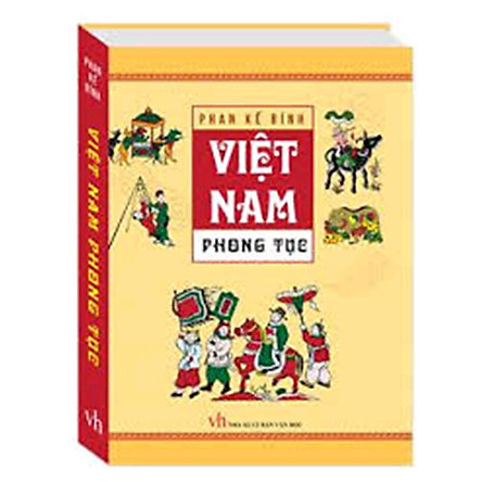 Việt Nam phong tục (bìa cứng) (tái bán)