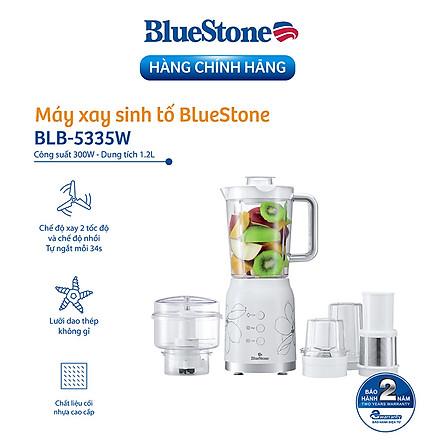 Máy Xay Sinh Tố BLUESTONE BLB-5335W - Hàng chính hãng