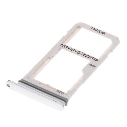 Replacement SIM Card +Micro SD Card Reader Holder Slot Tray Frame Repair Kit  for Samsung Galaxy S8 S8+ S8 Plus