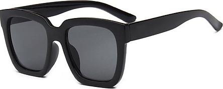 Mắt Kính Thời Trang Mk02 (Màu Đen)