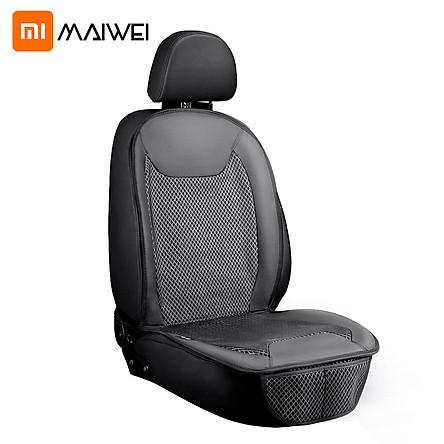 Đệm ghế ô tô Xiaomi Youpin Maiwei Sử dụng kép Bọc ghế ô tô Nóng và lạnh , Đệm ghế sưởi làm mát cho ô tô