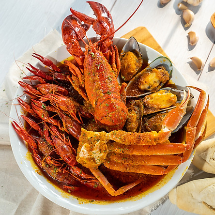 Lobster Bay - Voucher 1 phần COMBO BIGSTAR